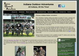 Indiana Outdoor Adventures TV